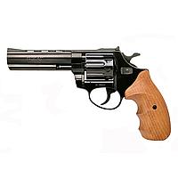"""Револьвер Zbroia Profi 4.5""""(чёрный/бук) под патрон флобера 4мм"""