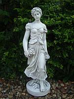 Садовая скульптура Богиня лета 28x26x84 cm