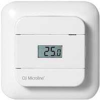 Цифровой терморегулятор для теплого пола OJ Electronics OTD2-1999 (датчики пола и воздуха)