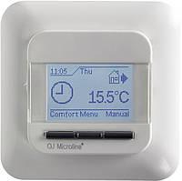Программируемый термостат для теплого пола OJ Electronics OCD4-1999 (датчики пола и воздуха)