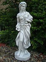 Садовая скульптура Богиня осени 26x24x82 cm