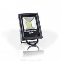 Прожектор EV-10-01 10W 95-265V 6400K 800Lm SMD Евросвет