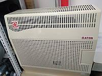 Конвектор газовый АТОН 4 кВт парапетный (турбо) с трубой