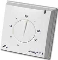 Терморегулятор механический для теплого пола DEVIreg 132