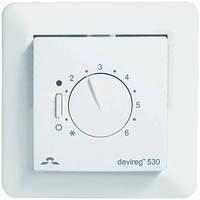 Терморегулятор механический для теплого пола DEVIreg 530