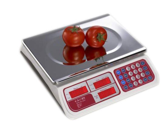 Весы торговые Camry CTE-6-JЕ31