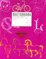 SketchBook / Блокнот для рисования / Скетчбук Візуальний експрес-курс рисування