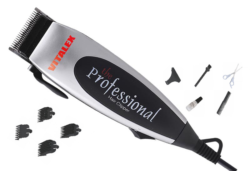 Машинка профессиональная для стрижки волос VITALEX VL-4029