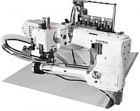 "KANSAI FSX6604DD-LM60 распошивальная машина  с платформой рукавного типа ""флэтлок"""