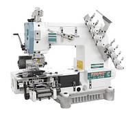 Siruba VC008-04095P/VWL/FH поясная машина цепного стежка  для вставки и прикрепления резинки