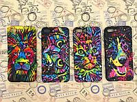 TPU чехол для Apple iPhone 7 Plus (4 вида)