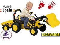 Трактор EXCAVATOR Light injusa 410