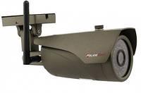 Уличная беспроводная (WI Fi)  камера PoliceCam PC-490IP