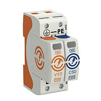 Комбинированный разрядник V50, 1-полюсный + NPE 280 В (5093522)