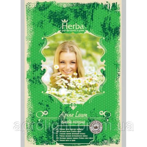 """Купить Трава газонная Herba """"Альпийские травы"""" 450г"""