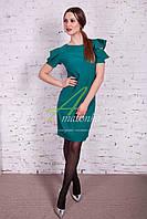 Элегантное женское платье от производителя - весна 2017 - Код пл-130, фото 1