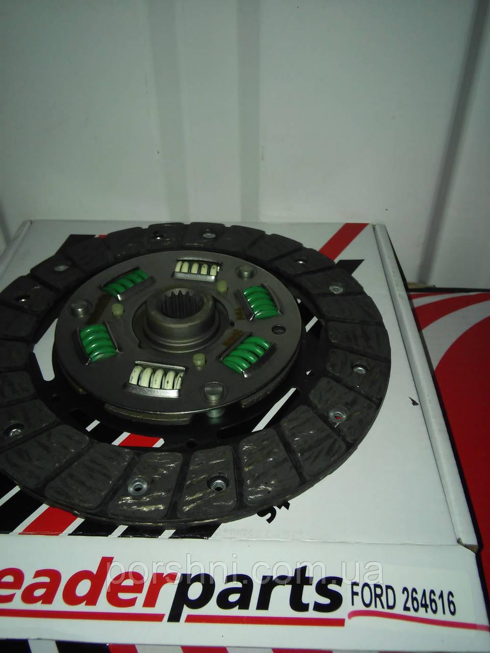 Диски  сцепления Ford  Escort  1.3 - 1,6  Ø 190. TEILE / LEDERPARTS  264616
