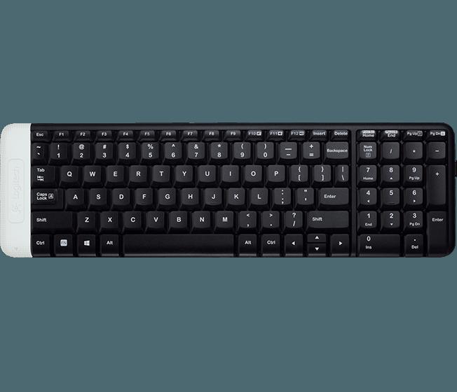Клавиатурa Logitech  K230, USB, бу