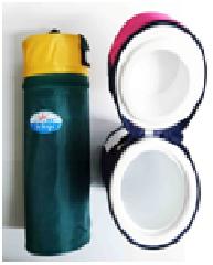 Контейнер для бутылочки (пенопласт, пластик), фото 2