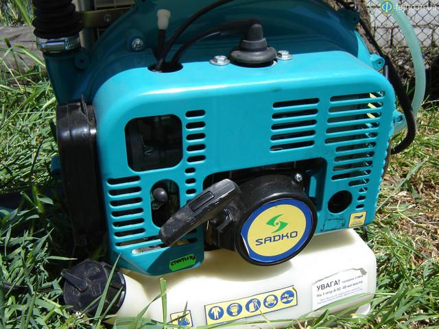 Бензиновый мотоопрыскиватель Sadko GMD-6014