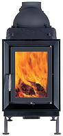 Классическая печь Brunner HKD 4.1 steel frame/double glazing/anthracite
