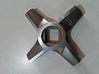 Нож двухсторонний №5 на мясорубку Zelmer