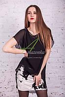 Вечернее женское платье от Amazonka - весна 2017 - Код пл-134, фото 1