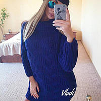 Женский зимний свитер 8812