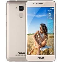 """Смартфон ASUS Zenfone Pegasus 3 (x008) Gold, 3/32Gb, 13/5Мп, 4100mAh, 2sim, экран 5.2""""IPS, GPS, 4G, 4 ядра, фото 1"""