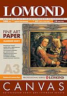 Холст односторонний льняной для струйной печати, А3, 300 г/м.кв, 20 листов