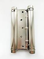 Петля  барная (125*70*1.5) никель