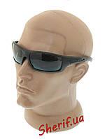 Тактические ободковые очки Wiley X SLAY Smoke Matte Black b6b4bd1db837b