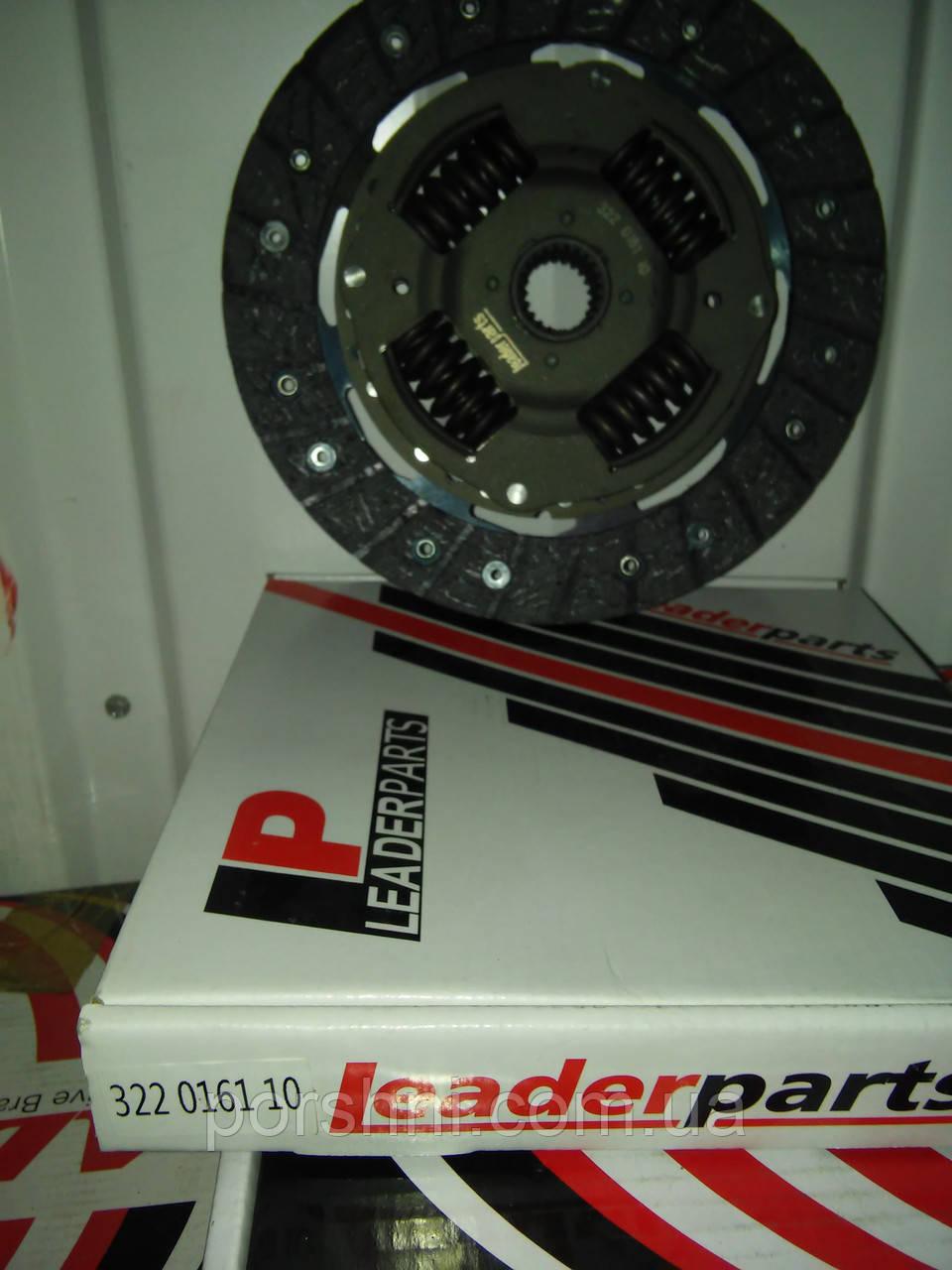 Диски  сцепления Ford Sierra  2,0    ДОНС  LEADERPARTS  322016110