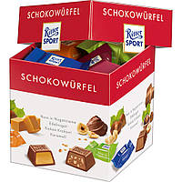 Конфеты Ritter Sport Schokowürfel Box Vielfalt, фото 1