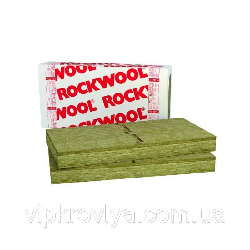 Базальтовый утеплитель Rockwool Frontrock Max E 100 мм.