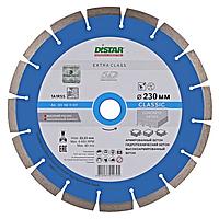 Диск алмазный сегментный по бетону Distar 230мм 22,2мм Classic