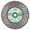 Алмазный диск/фреза по граниту Distar 125мм 22,2мм/M14 Turbo Duplex