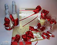 Изготовление свадебных бокалов и акссесуаров