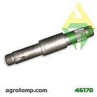 Вал привода вентилятора ЯМЗ-236НЕ 236НЕ-1308050-А