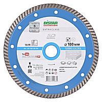 Алмазный круг отрезной по бетону Distar 180мм 22,2мм Turbo Extra