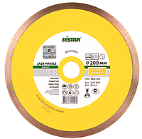 Алмазный диск по мрамору Distar 200мм 25,4мм Marble