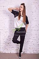 Стильные женские брюки от производителя Amazonka - Код брв-1