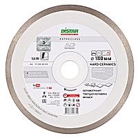 Алмазный круг по плитке Distar 180мм 25,4мм Hard ceramics