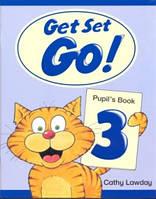 Учебник Get Set - Go! 3 Pupil's Book