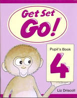 Учебник Get Set - Go! 4 Pupil's Book