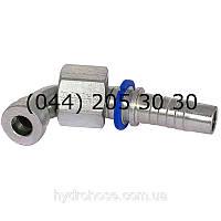 Фитинг угловой ORFS 90°, 4291-2, фото 1