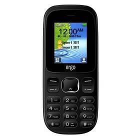 Мобильный телефон Ergo F180 Start Dual Sim (Black) UA-UСRF