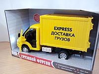 Машина инерционная «Газель | Доставка грузов» - Технопарк