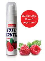 """Гель """"Tutti-frutti малина"""" серии """"oralove"""" 30г"""