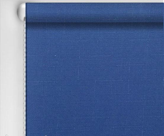 55 см Рулонная штора Лен Джинс